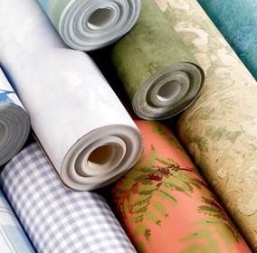 کاغذ دیواری یک پوشش طبیعی