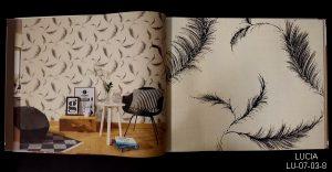 آلبوم کاغذ دیواری لوسیا