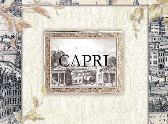 آلبوم کاغذ دیواری Capri