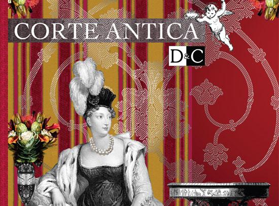 آلبوم کاغذ دیواری Corte Antica