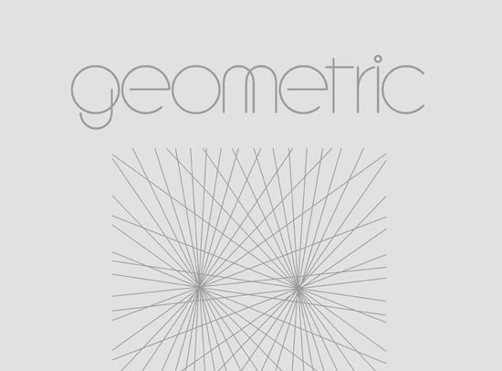 آلبوم کاغذ دیواری Geometric
