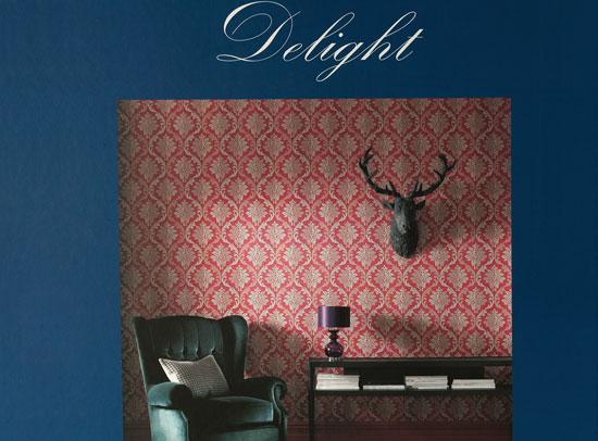 آلبوم کاغذ دیواری Delight