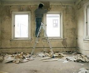 روش جدا کردن کاغذ دیواری از روی دیوار