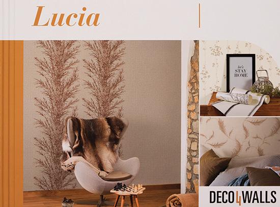آلبوم کاغذ دیواری Lucia