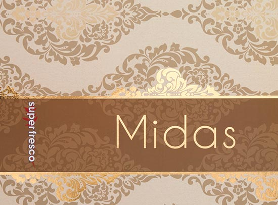 آلبوم کاغذ دیواری Midas