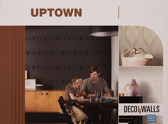 آلبوم کاغذ دیواری UpTown