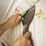 آموزش نصب کاغذ دیواری بدون نیاز به متخصص