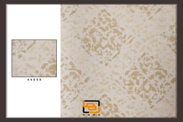 کاغذ دیواری خشتی طلایی