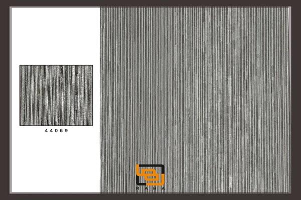 کاغذ دیواری ساده راه راه خاکستری
