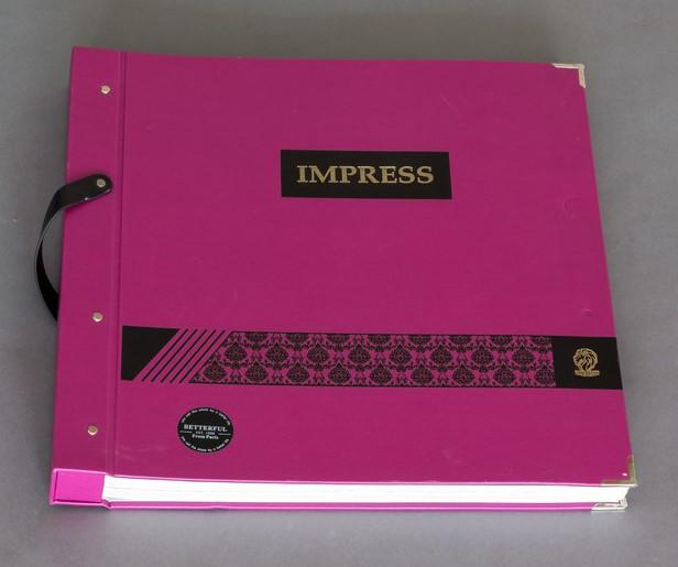 آلبوم کاغذ دیواری IMPRESS