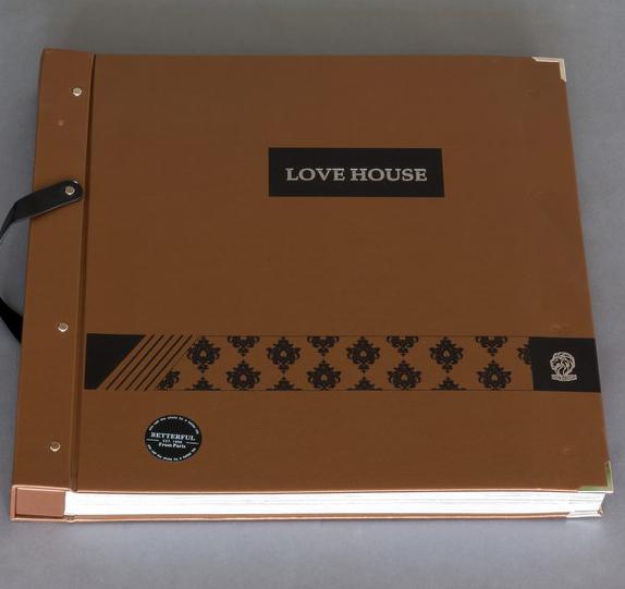آلبوم کاغذ دیواری Love House