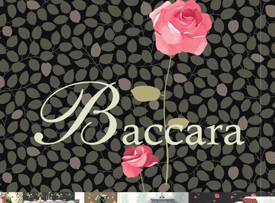 آلبوم کاغذ دیواری Baccara