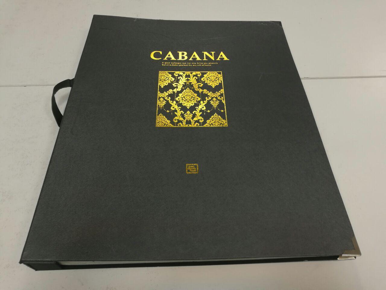آلبوم کاغذ دیواری CABANA