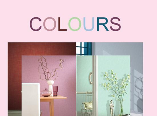آلبوم کاغذ دیواری Colours