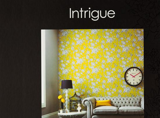 آلبوم کاغذ دیواری Intrique