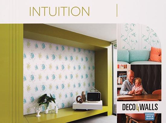 آلبوم کاغذ دیواری Intuition