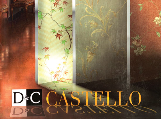 آلبوم کاغذ دیواری Castello 1