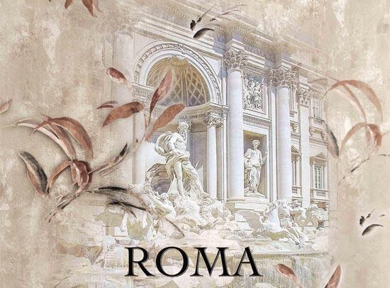 آلبوم کاغذ دیواری Roma