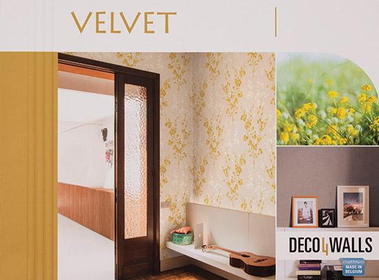آلبوم کاغذ دیواری Velvet