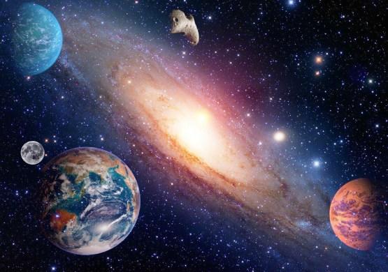 پوستر دیواری کهکشان راه شیری